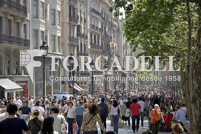 Avinguda-del-Portal-de-LAngel - Local comercial en alquiler en El Gótic en Barcelona - 261859840