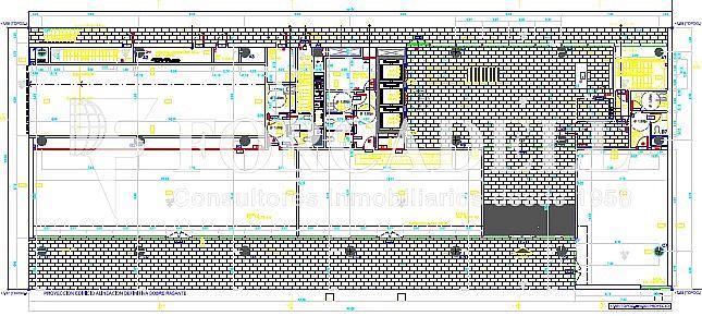 Planol - Local comercial en alquiler en Santa Eulàlia en Hospitalet de Llobregat, L´ - 305727911