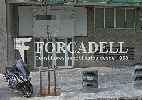 Fachada - Local comercial en alquiler en Eixample esquerra en Barcelona - 363523192