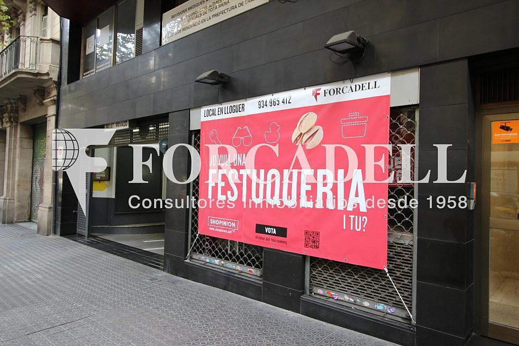 Valencia nº177 - Local comercial en alquiler en Eixample esquerra en Barcelona - 331432700