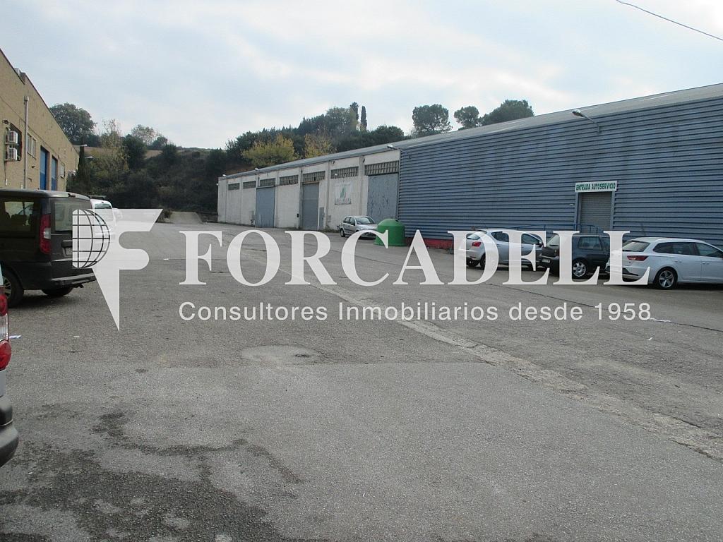 Exteriors (3) - Nave industrial en alquiler en calle Puigcerdà Nave, Lliçà de Vall - 266473386