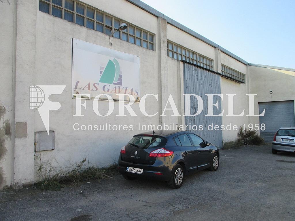 Exteriors (1) - Nave industrial en alquiler en calle Puigcerdà Nave, Lliçà de Vall - 266473389