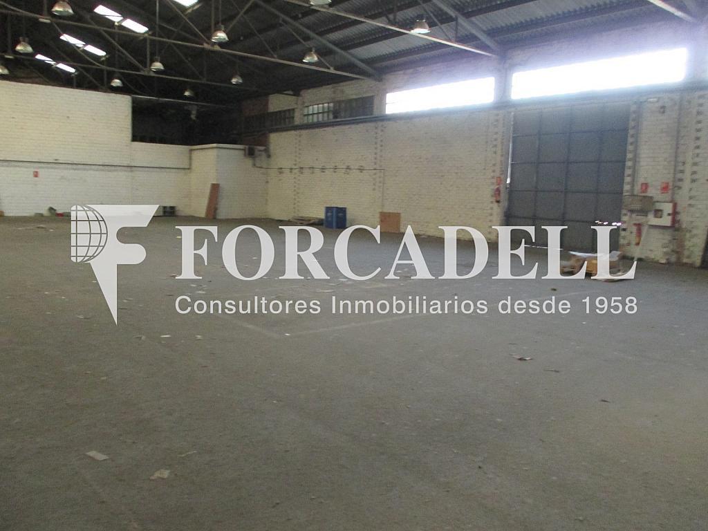 Interior nau (1) - Nave industrial en alquiler en calle Puigcerdà Nave, Lliçà de Vall - 266473392