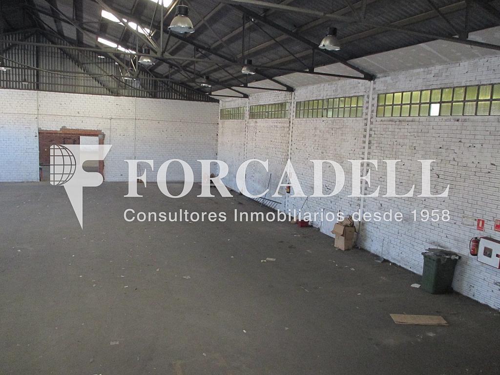 Interior nau (2) - Nave industrial en alquiler en calle Puigcerdà Nave, Lliçà de Vall - 266473395