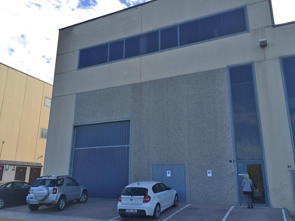 IMG_3566a - Nave industrial en alquiler en calle Berneda, Ripollet - 283724425