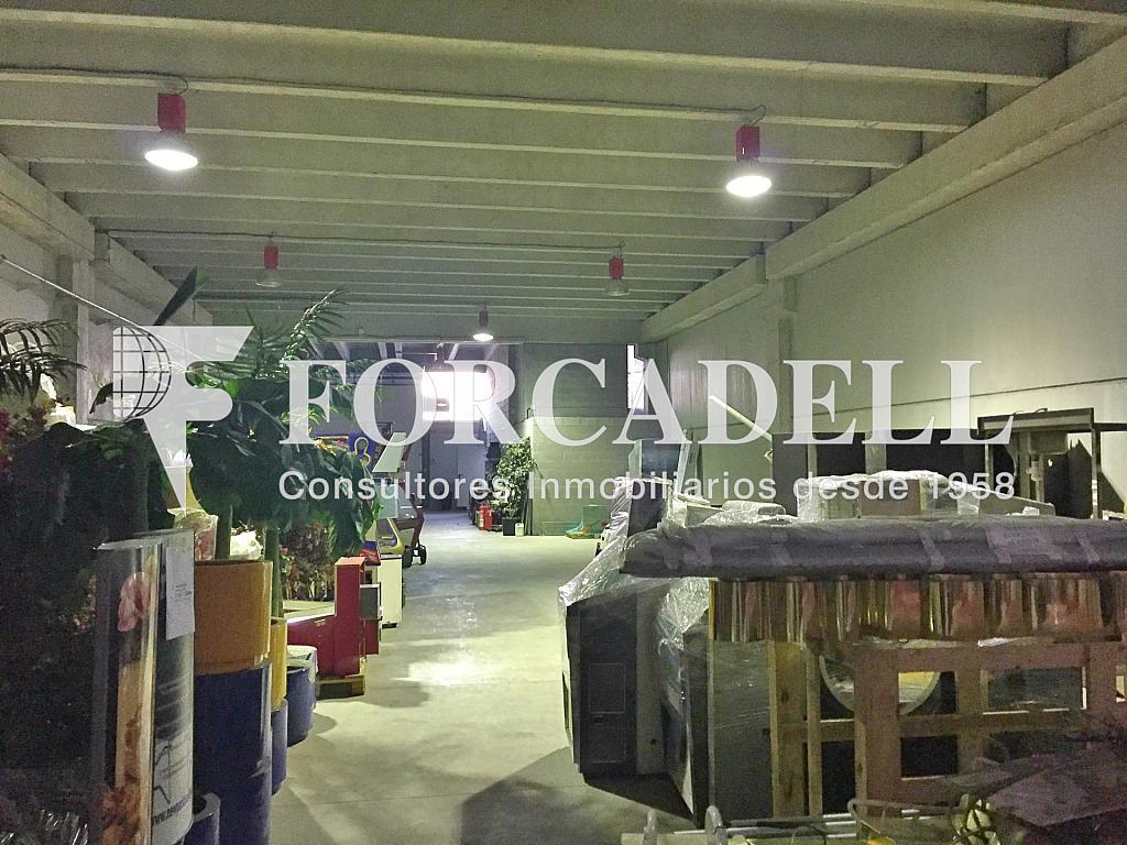 IMG_3554 - Nave industrial en alquiler en calle Sant Ferran, Sabadell - 283724479