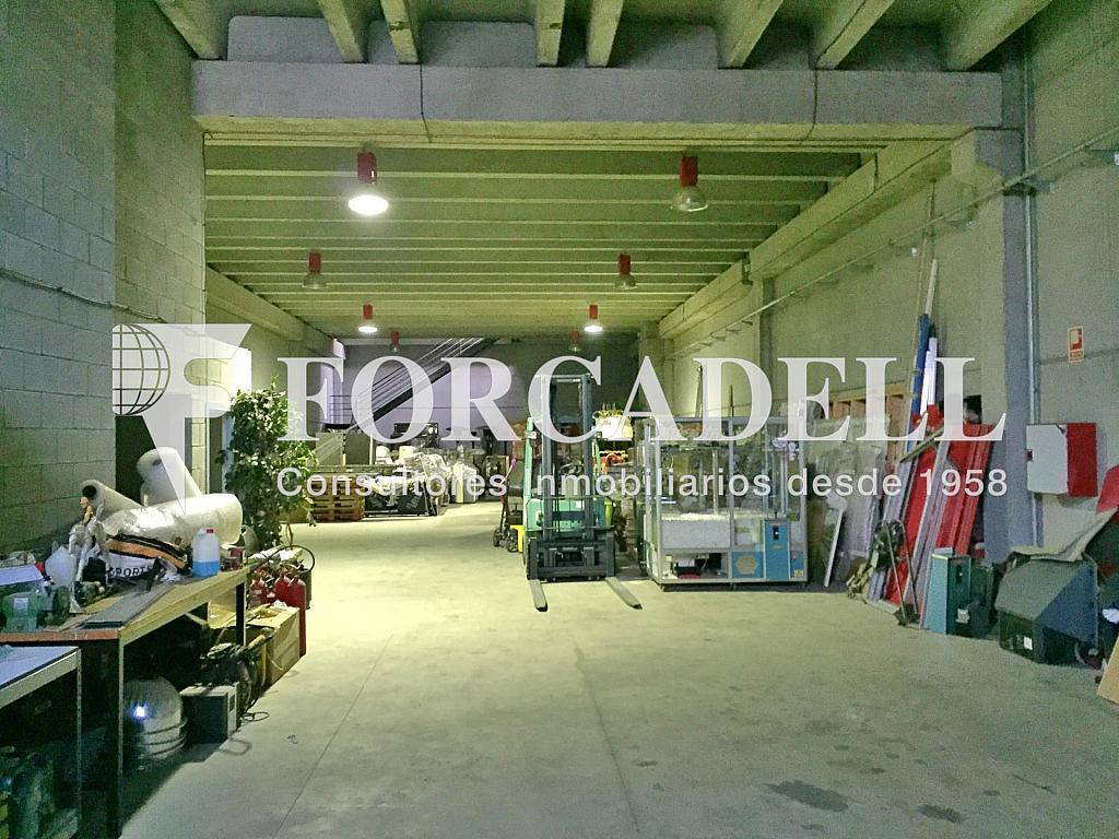 IMG_3558 - Nave industrial en alquiler en calle Sant Ferran, Sabadell - 283724491