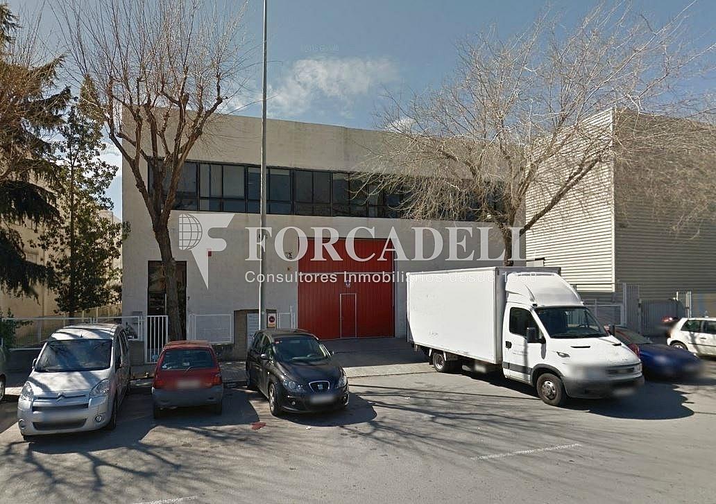 Fachada - Nave industrial en alquiler en calle Miguel Hernández, Gran Via LH en Hospitalet de Llobregat, L´ - 292764727