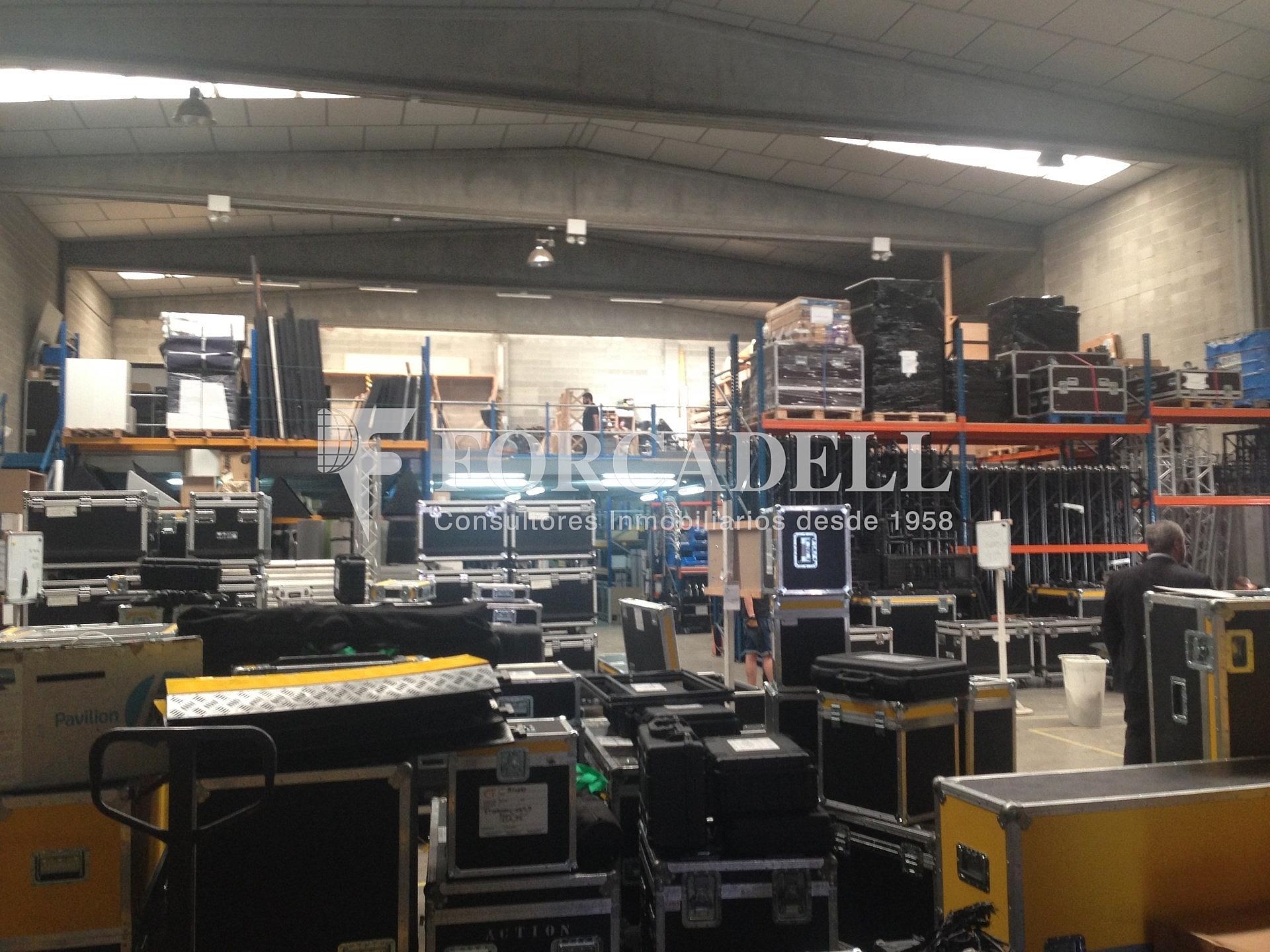 IMG_0852 - Nave industrial en alquiler en calle Miguel Hernández, Gran Via LH en Hospitalet de Llobregat, L´ - 293775025