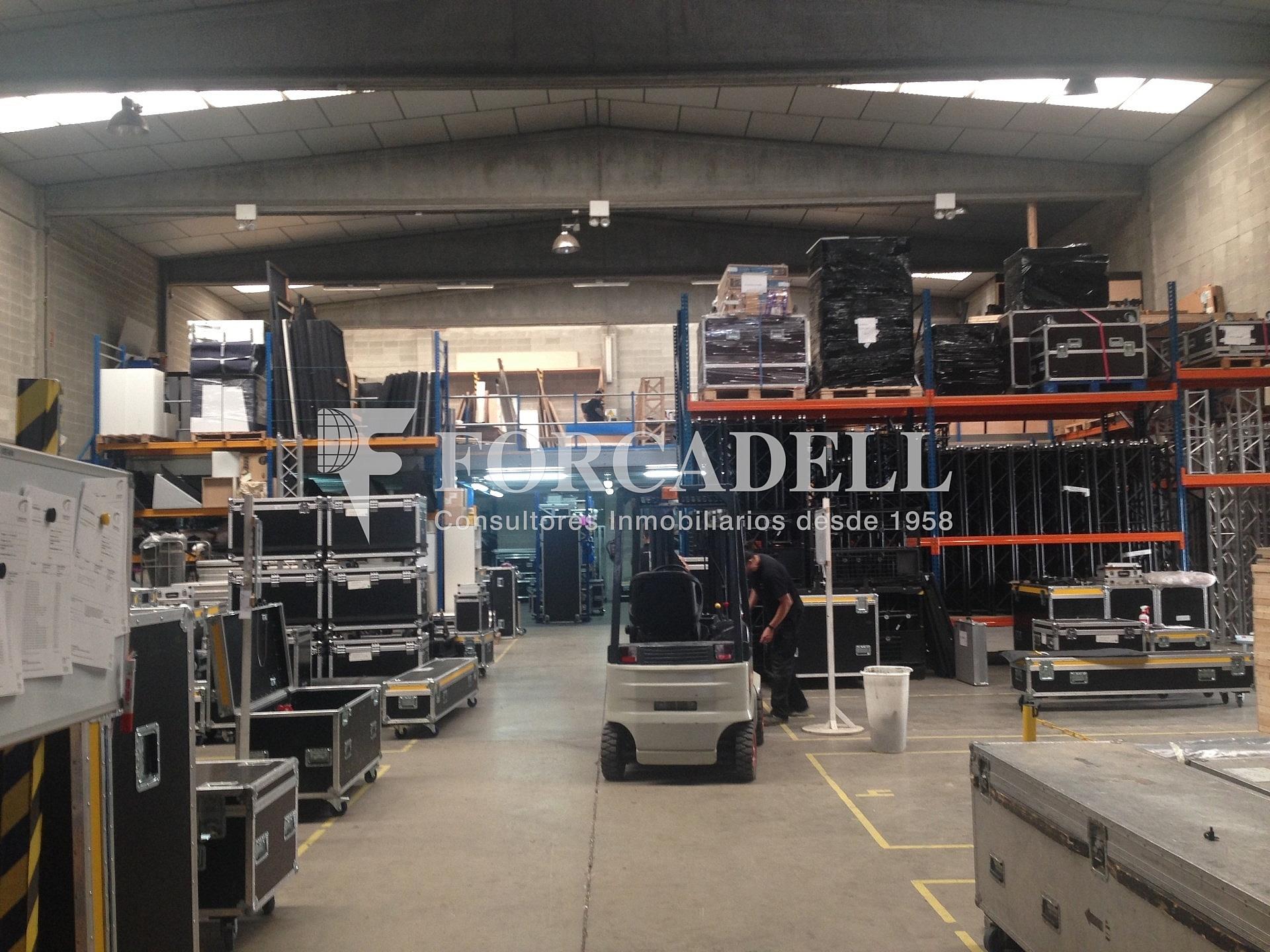 IMG_0854 - Nave industrial en alquiler en calle Miguel Hernández, Gran Via LH en Hospitalet de Llobregat, L´ - 293775028