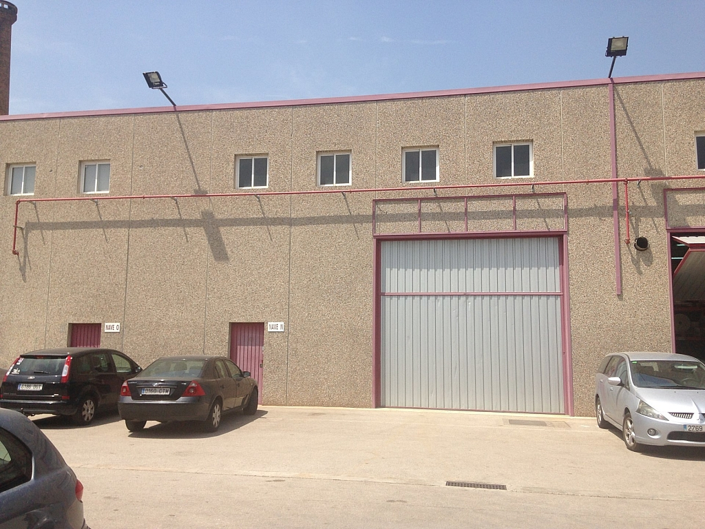 IMG_0323 - Nave industrial en alquiler en calle Pla de L´Olivella, Pallejà - 301982649