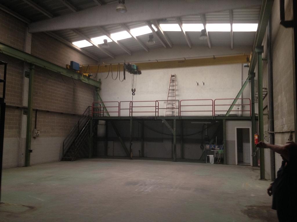 IMG_0313 - Nave industrial en alquiler en calle Pla de L´Olivella, Pallejà - 301982652