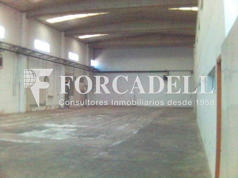 Esp14 - Nave industrial en alquiler en calle Gressol, Esparreguera - 266474892