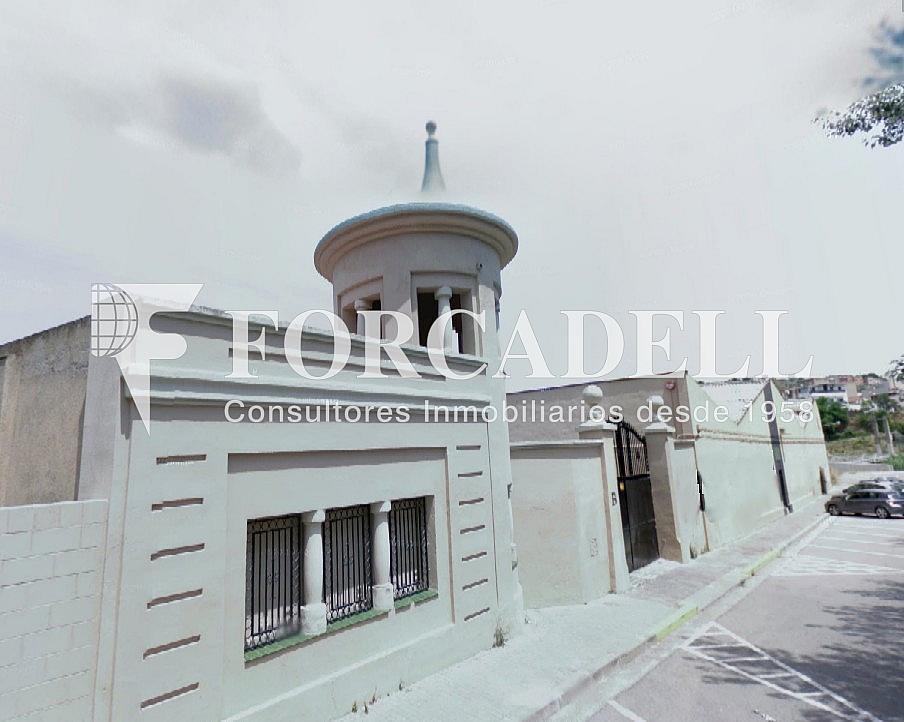 Fachada - Nave industrial en alquiler en calle Fabrica Nois Buxo, Sabadell - 266467299