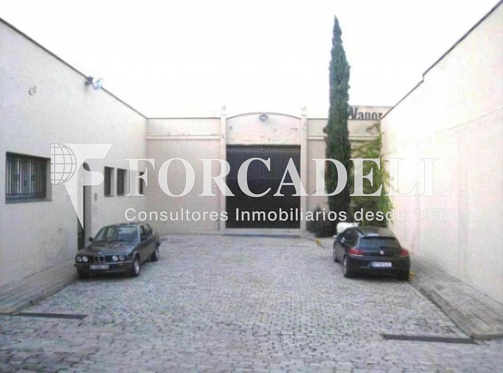 Imagen 002 - Nave industrial en alquiler en calle Fabrica Nois Buxo, Sabadell - 266467302