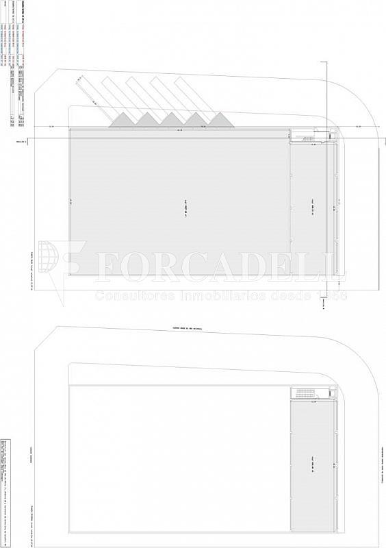 Parcela nabeca sant boi. planta - Nave en alquiler en calle Santa Creu de Calafell, Sant Boi de Llobregat - 266473641