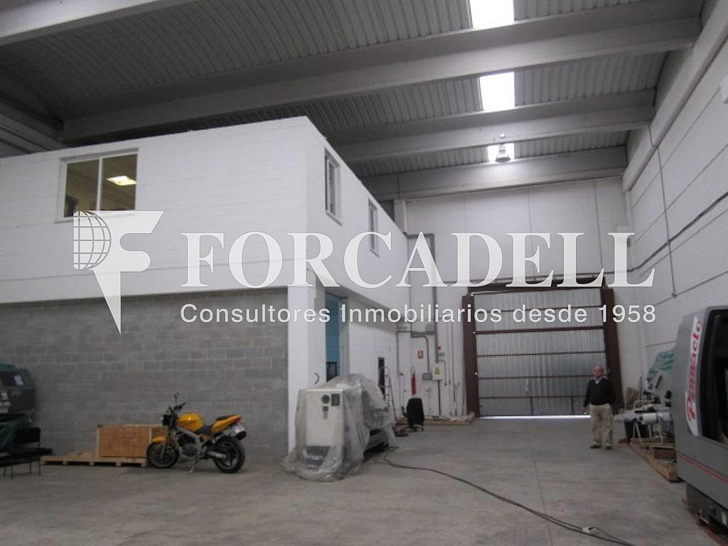 Vilad 032 - Nave industrial en alquiler en calle Joaquin Barnola i Bassols, Martorell - 266467149