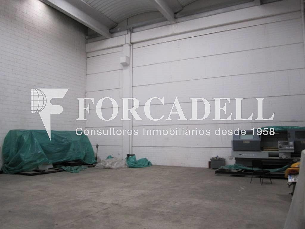 Vilad 030 - Nave industrial en alquiler en calle Joaquin Barnola i Bassols, Martorell - 266467152
