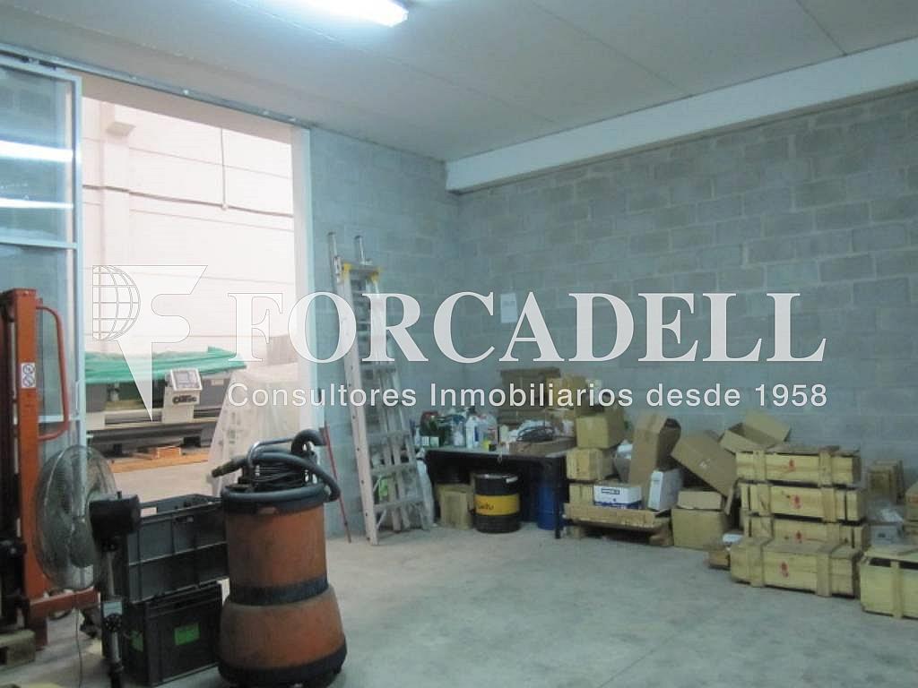 Vilad 027 - Nave industrial en alquiler en calle Joaquin Barnola i Bassols, Martorell - 266467158