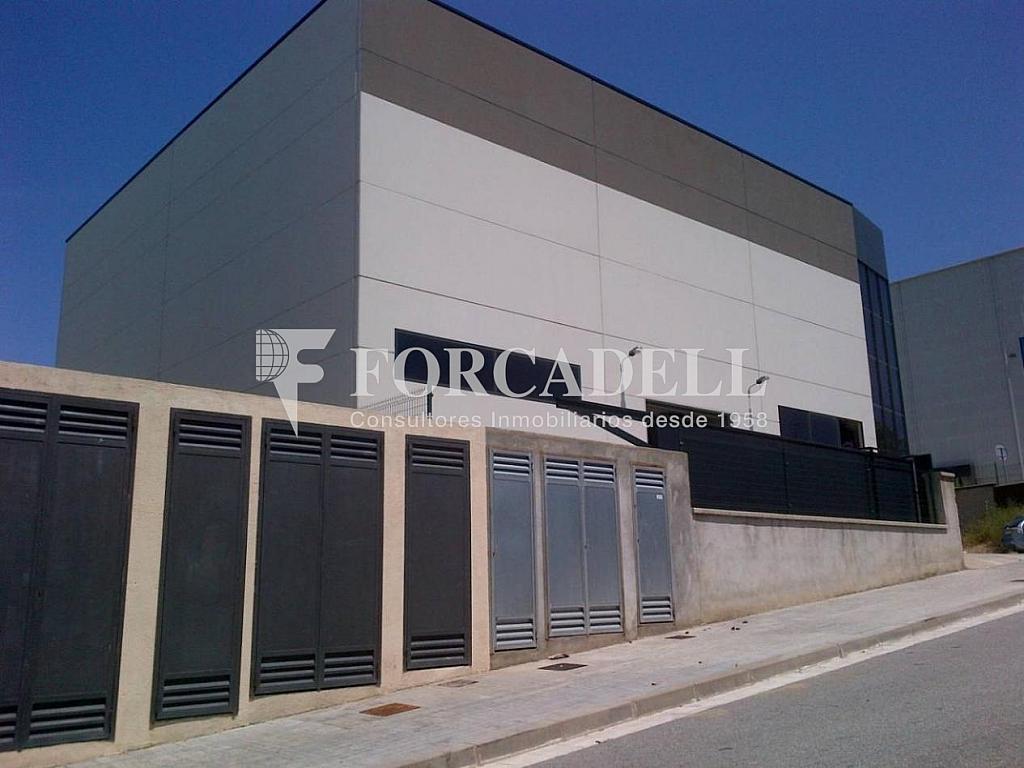 IMG-20120702-00112 - Nave industrial en alquiler en calle Leonard Torres Quevedo, Granollers - 266470707