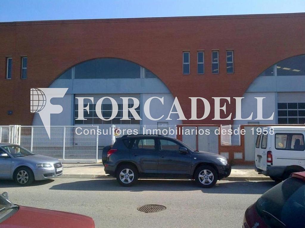 Molins de Rei-20130412-00918 - Nave industrial en alquiler en calle Francesc Layret, Molins de Rei - 266466102