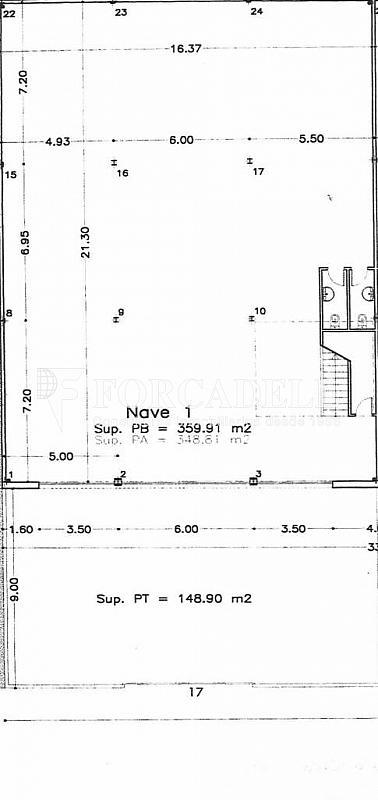 Plano molins_20130418121728_00001 - Nave industrial en alquiler en calle Francesc Layret, Molins de Rei - 266466135