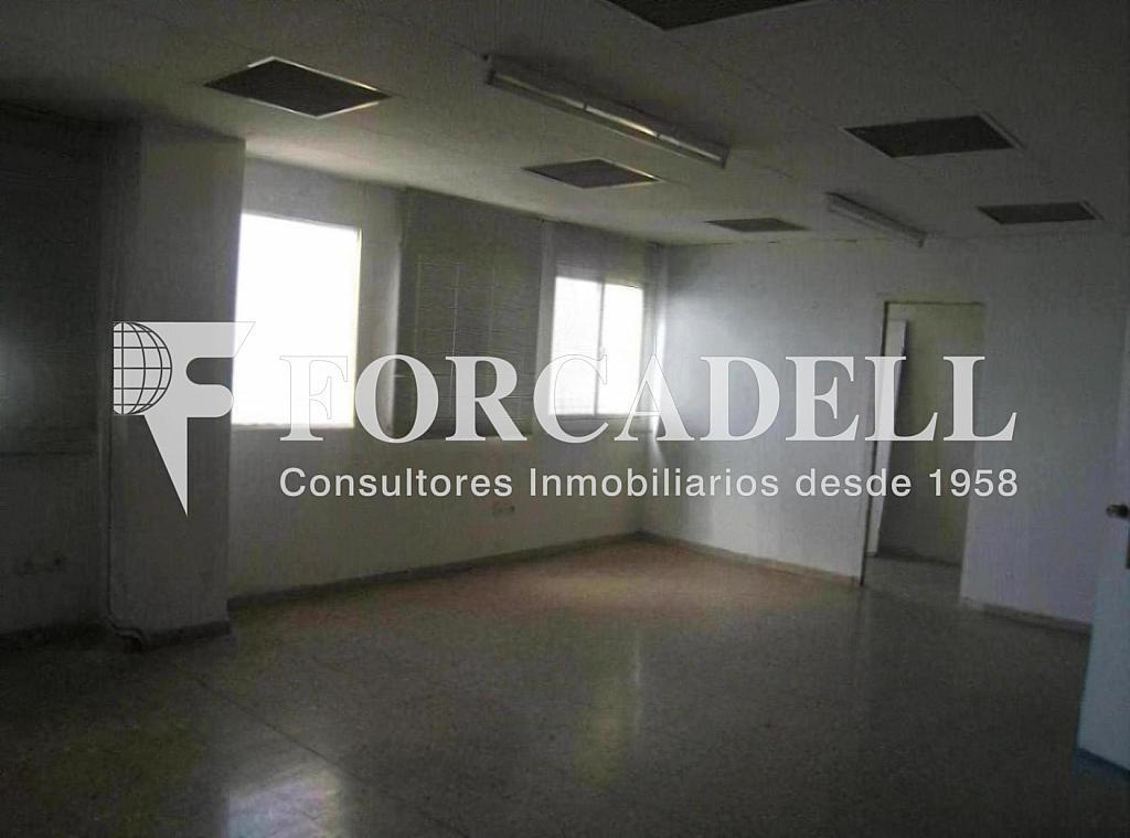 Foto 003 - Nave industrial en alquiler en calle Nii, Esparreguera - 266475558