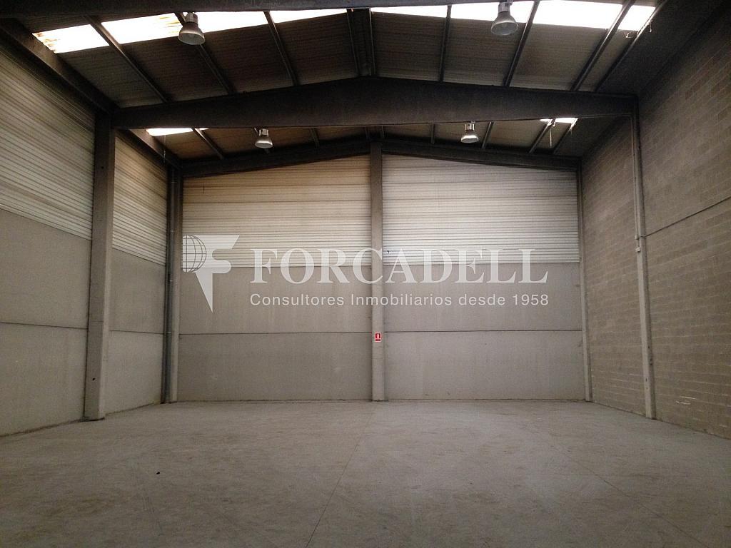 IMG_5691 - Nave industrial en alquiler en calle Santiago Rusiñol, Polinyà - 313351490
