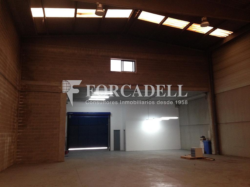 IMG_5692 - Nave industrial en alquiler en calle Santiago Rusiñol, Polinyà - 313351493