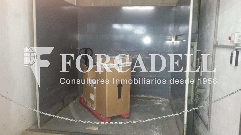 20140626_130154 - Nave industrial en alquiler en calle Mare de Deu de Montserrat, Sant Joan Despí - 266471637