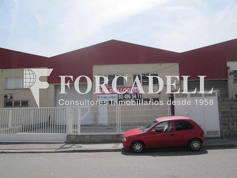 Foto 001 - Nave industrial en alquiler en calle Can Sellarés, Sant Andreu de la Barca - 266476131