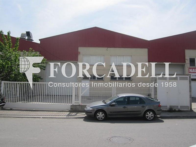 Foto 003 - Nave industrial en alquiler en calle Can Sellarés, Sant Andreu de la Barca - 266476134