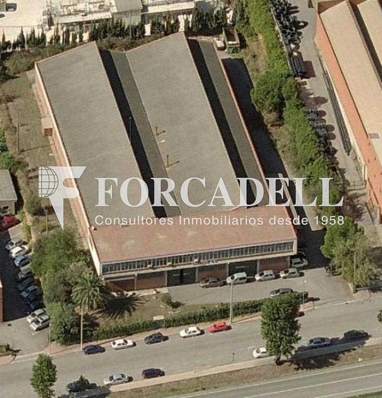 Aerea - Nave industrial en alquiler en calle Electricitat, Castellbisbal - 266474682