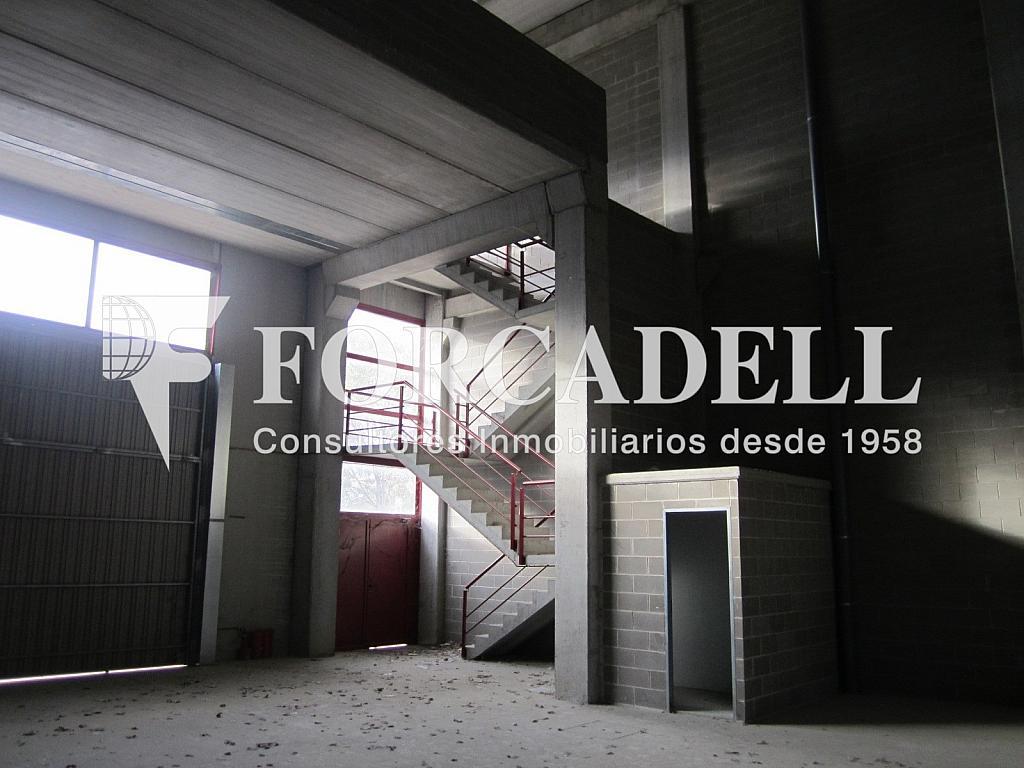 IMG_0037 - Nave industrial en alquiler en calle Horts Den Mateu, Llinars del Valles - 266465277