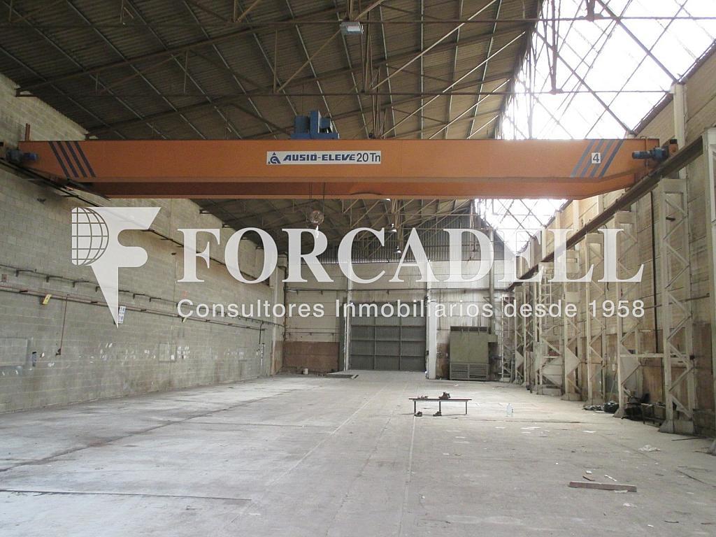 IMG_0060 - Nave industrial en alquiler en calle Tenes, Parets del Vallès - 266474265