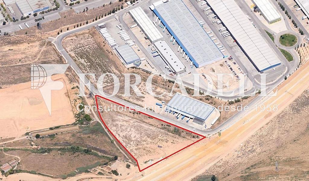 Captura - Parcela industrial en alquiler en calle CIM Lleida, Lleida - 266464386