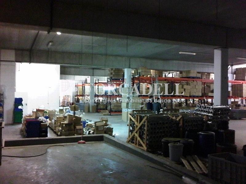 P0152_300310 - Nave industrial en alquiler en calle Acustica, Castellbisbal - 266475153