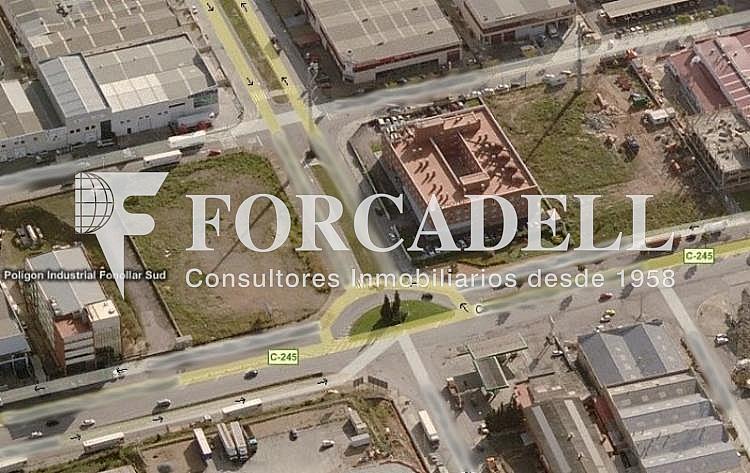 00725 - Solar Industrial en SANT BOI DE LLOBREGAT Pol. Can Calderón 1 - Parcela industrial en alquiler en calle Santa Creu de Calafell, Sant Boi de Llobregat - 266471823