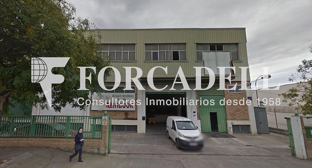 Fachada - Nave industrial en alquiler en calle De Barcelona, Molins de Rei - 266473356