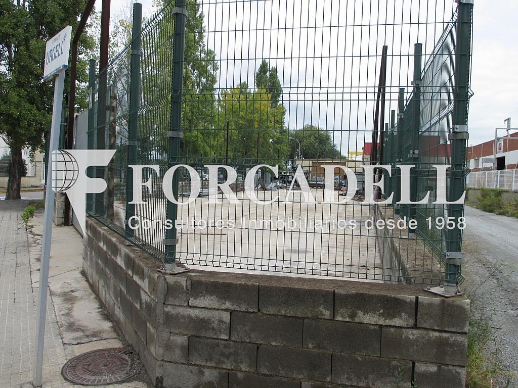 Solar - Parcela industrial en alquiler en calle Urgell, Santa Perpètua de Mogoda - 266464488