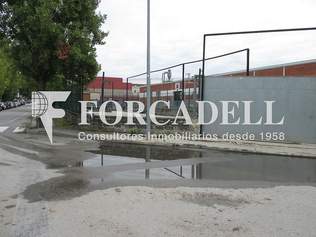 Solar - Parcela industrial en alquiler en calle Urgell, Santa Perpètua de Mogoda - 266464491
