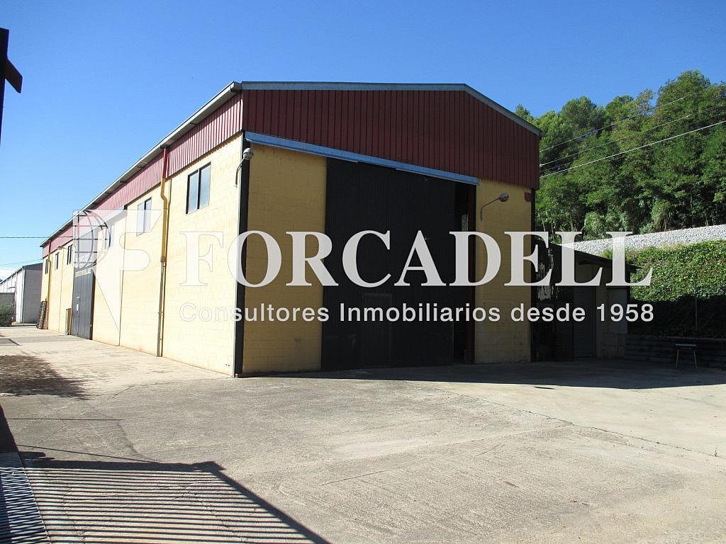 IMG_0501 - Nave industrial en alquiler en calle Cami de Parets, Granollers - 320935958