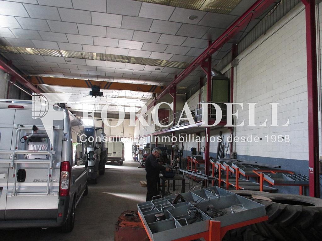 IMG_0500 - Nave industrial en alquiler en calle Cami de Parets, Granollers - 320935964