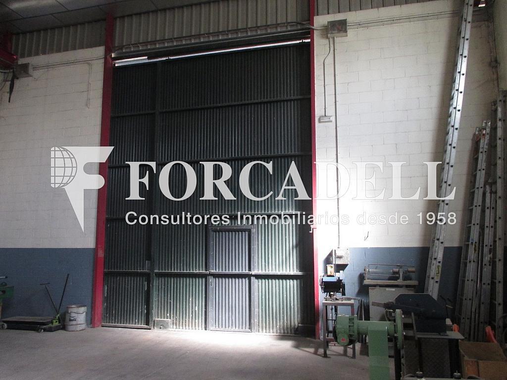 IMG_0498 - Nave industrial en alquiler en calle Cami de Parets, Granollers - 320935973