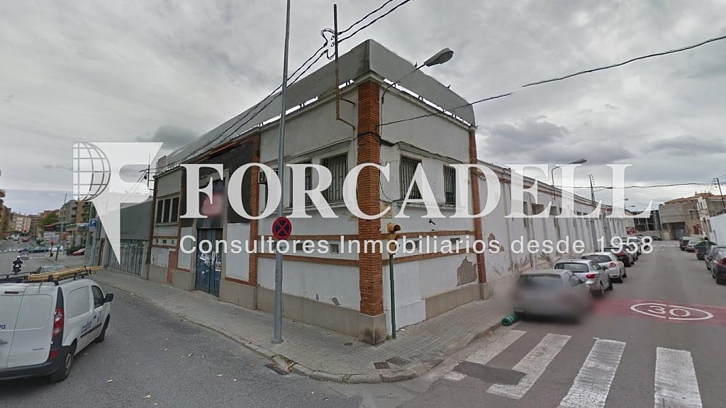 Fachada - Nave en alquiler en calle De Terrassa, Sabadell - 266466174