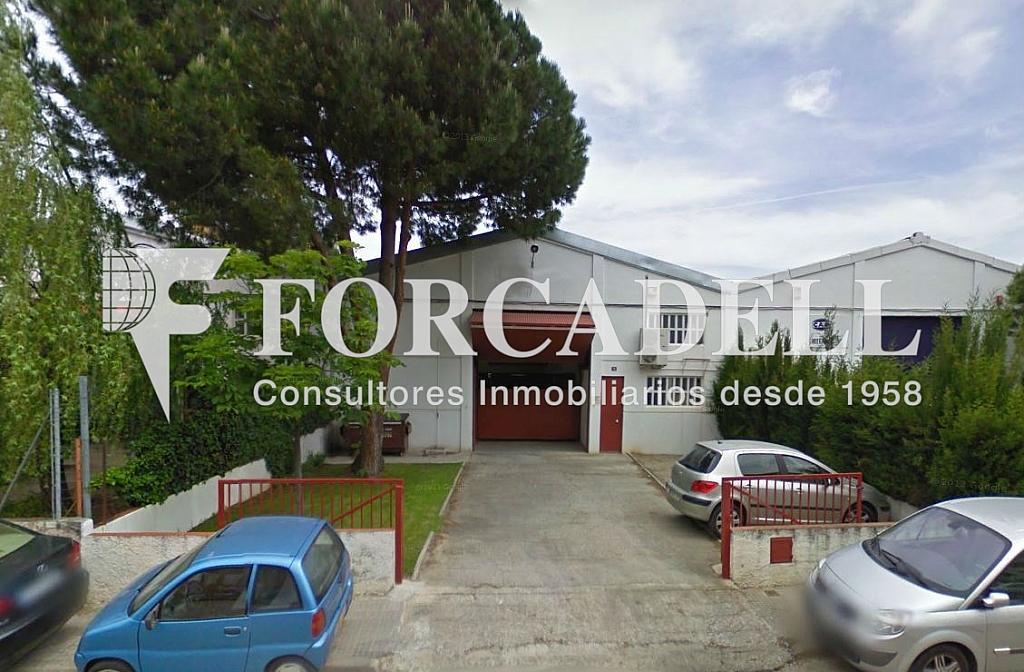 Fachada - Nave industrial en alquiler en calle Emporda, Sant Quirze del Vallès - 266466042