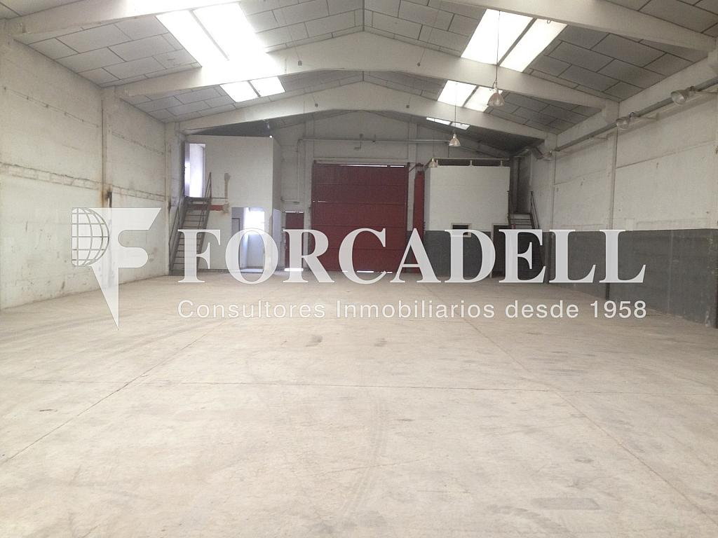 IMG_0424 - Nave industrial en alquiler en calle Emporda, Sant Quirze del Vallès - 319084823