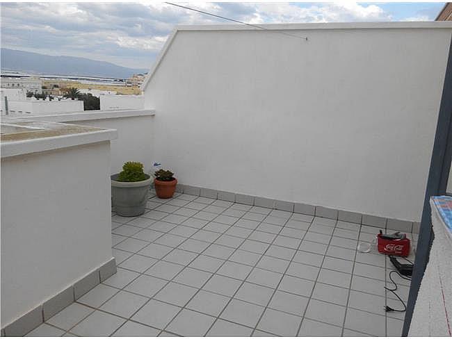 Ático en alquiler de temporada en Las Marinas en Roquetas de Mar - 311006683