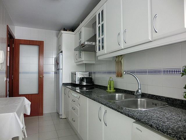 Piso en alquiler de temporada en calle Nao Santiago, Barrio Bajo en Sanlúcar de Barrameda - 270217516
