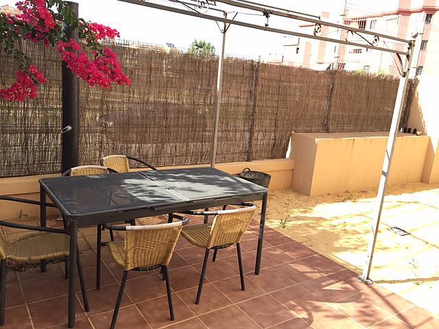 Piso en alquiler de temporada en calle De la Manzanilla, Barrio Bajo en Sanlúcar de Barrameda - 270217596
